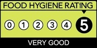 Our Food Hygiene Rating 5